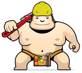 Sumo With Wrench